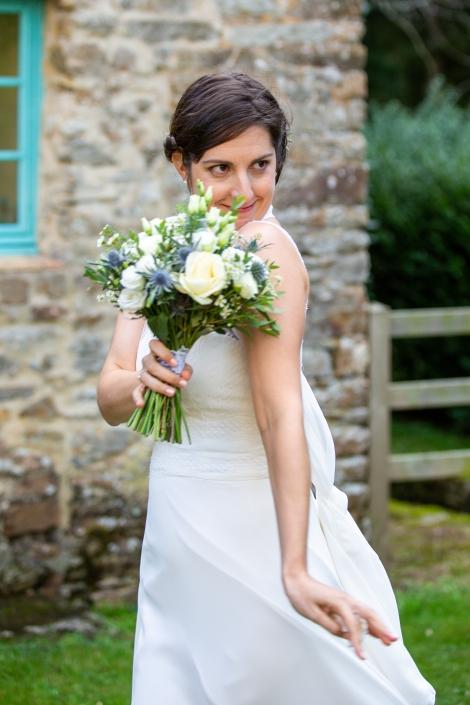 La mariée en mode fun